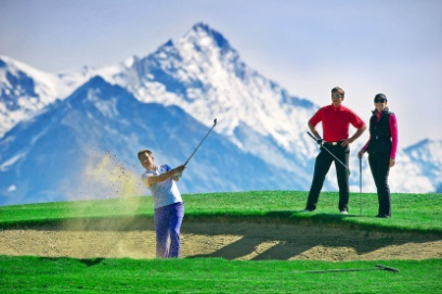 Crans-Montana Golf Valais - 2010 Omaire (PHOTO-GENIC.CH/ OLIVIER MAIRE)