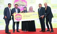 Al Raha winner Weekly draw