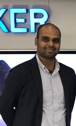 Roshan Vadlakonda, Regional Sales Head at Anker Innovations MEA .jpeg