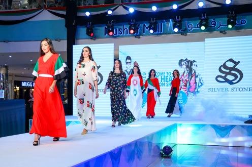 Mushrif Mall hosts 'THE HEAT' Fashion show Adults