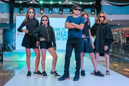 Mushrif Mall hosts 'THE HEAT' Fashion show Kids