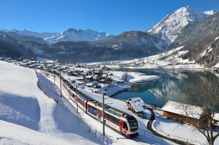 Swiss Travel System: Luzern-Interlaken Express